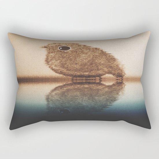 bird-191 Rectangular Pillow