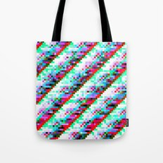 filtered diagonals Tote Bag