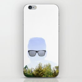 """Cloudmouth"" iPhone Skin"