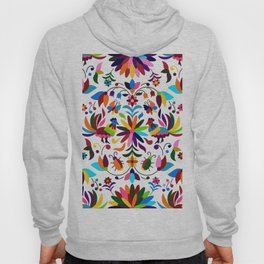 Mexico pattern Hoody