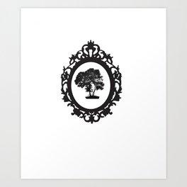 ARBRE DE VIE Art Print