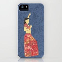 Belly dancer 5 iPhone Case