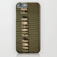 Alamo Drafthouse Village iPhone 6s Slim Case