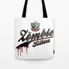 The Zombie Killers Tote Bag