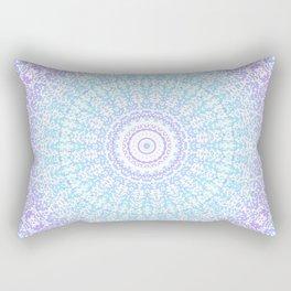 Crystalline Kaleidoscope 1 Rectangular Pillow