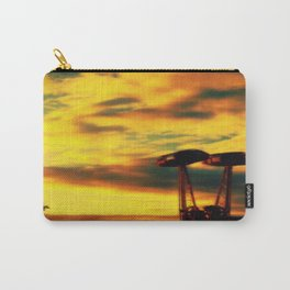 WATCH THE SUN COME UP - BY ANDY BURGESS Carry-All Pouch