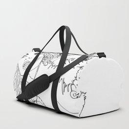 Free The Nipple Duffle Bag