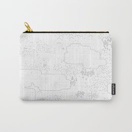 land of 15 towns and a cemetary Carry-All Pouch