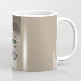 A machine for living in. Coffee Mug