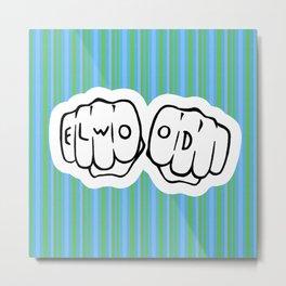 [ Blues Brothers ] Elwood Blues Dan Aykroyd Metal Print