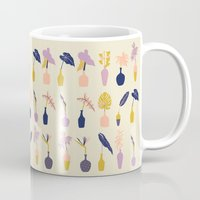 plants Mugs featuring Plants by Sofia Noceti