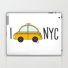 I love NYC Laptop & iPad Skin