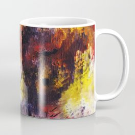 Fire and blood Coffee Mug