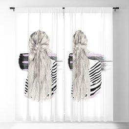 Blondie #1 Blackout Curtain