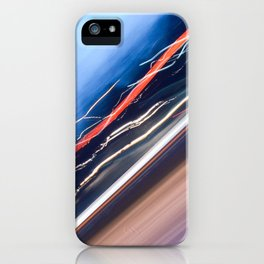 Motion iPhone Case