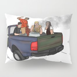 The Kids Are Alright Pillow Sham