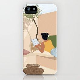 Dreamy Sunday  iPhone Case
