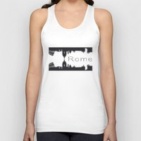 rome Tank Tops featuring Rome by BNK Design