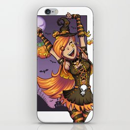 Halloween Candy! iPhone Skin