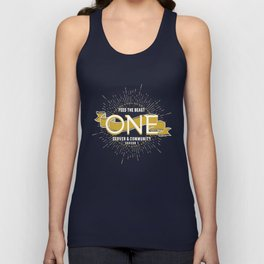 FTB One - Season 1 Unisex Tank Top