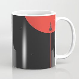 to new horizons Coffee Mug