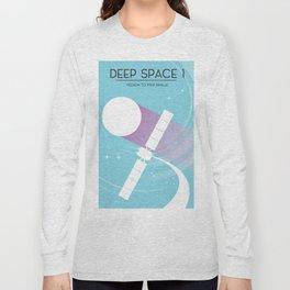 Deep Space 1 Long Sleeve T-shirt