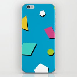 Fresh Prince 90s Pattern iPhone Skin