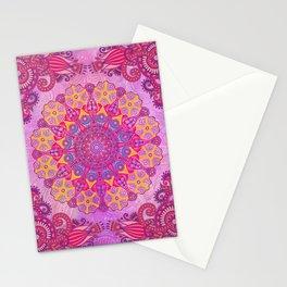 Mandala or something Stationery Cards