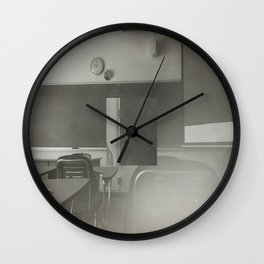 They're Not Listening; They Never Were Wall Clock