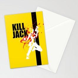 KILL JACK - SIREN Stationery Cards