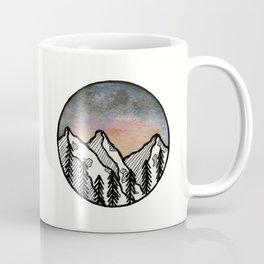 Three peaks I Coffee Mug