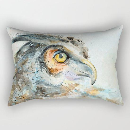 Predatory bird Rectangular Pillow