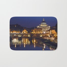 St. Peter's Basilica in Rome Bath Mat