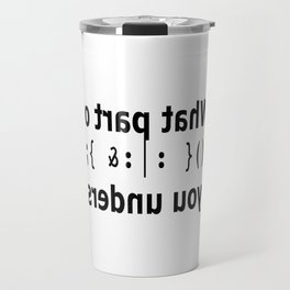 Bobsled Travel Mug