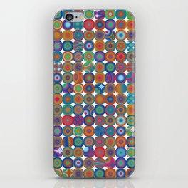 BORG BLOCKS 3 iPhone Skin