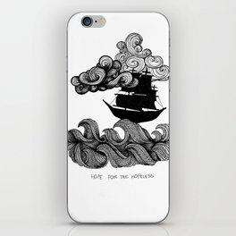 The Ship iPhone Skin