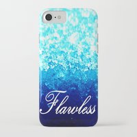 flawless iPhone & iPod Cases featuring FLAWLeSS by 2sweet4words Designs