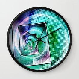 President Ronald Reagan Pop Art Wall Clock
