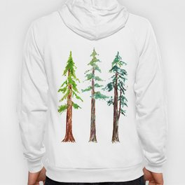 Tall Trees Please Hoody