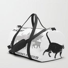 Meowt of Step Duffle Bag