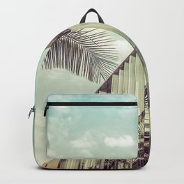 Beverly Hills - Palm Reflections IV Backpack