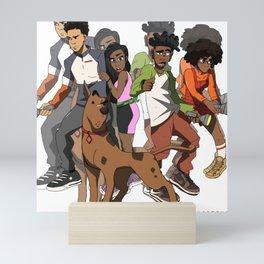 Scoob Mini Art Print