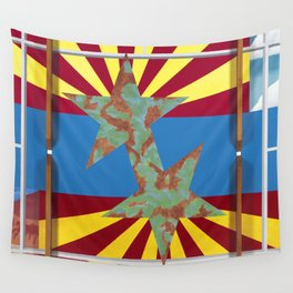 Altered State: AZ Wall Tapestry