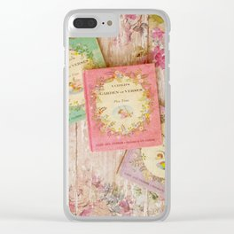 A Child's Garden of Verses Clear iPhone Case