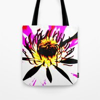 montana Tote Bags featuring Montana  by Time After Time