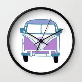 Retro Van Wall Clock
