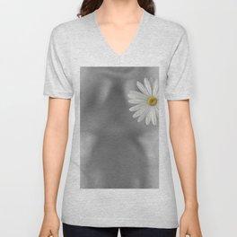 Daisy Girl Unisex V-Neck