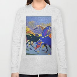 Spooked (tall) Long Sleeve T-shirt