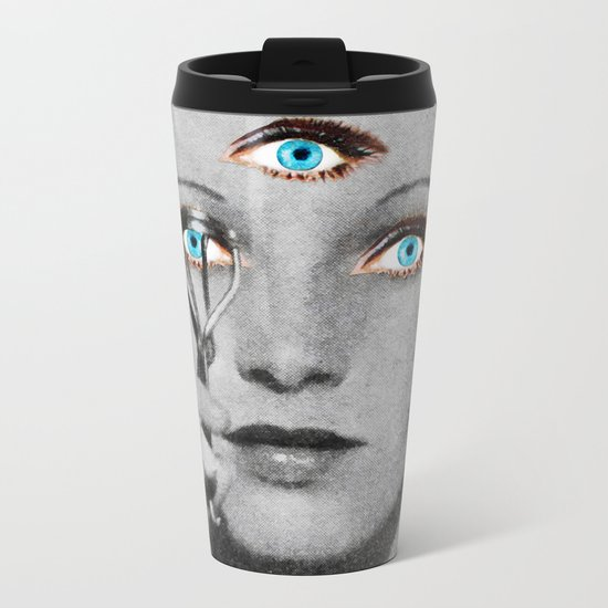 Cosmetic and Other Changes Metal Travel Mug