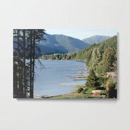 Alta Lake, Whistler Metal Print